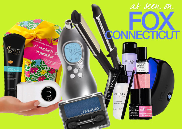 As seen on FOX Connecticut | Mother's Day Beauty Bonanza