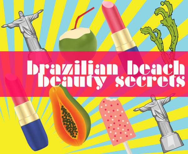 Brazilian Beach Beauty Secrets | FIFA World Cup Edition
