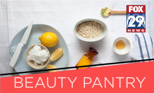Pantry Beauty | Cream Cheese Mask, Glycolic Acid Peels and Sulfate-Free Shampoo