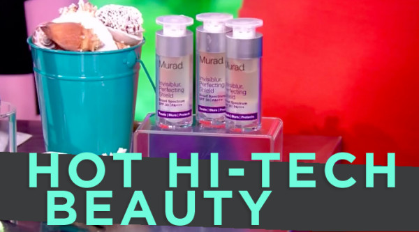 Summer's Hottest Hi-Tech Beauty on NBC's New York LIVE