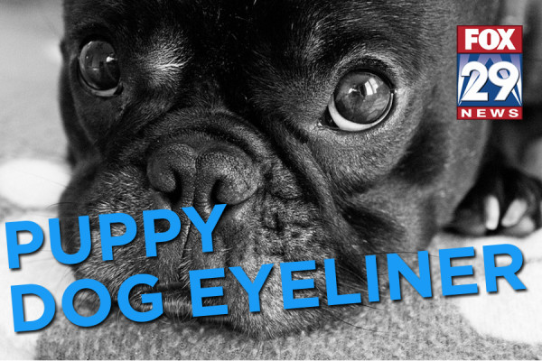 Puppy Dog Eyeliner, Sand Art Hair – Trends You Need to Try Now!