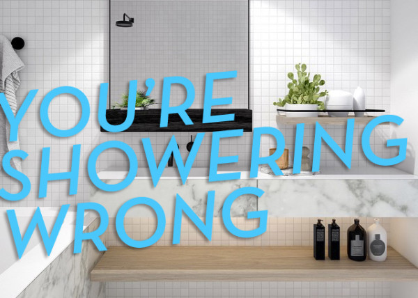 You're Bathing Wrong: The Ultimate Anti-Aging Shower