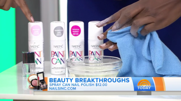 Beauty Breakthroughs on The TODAY Show