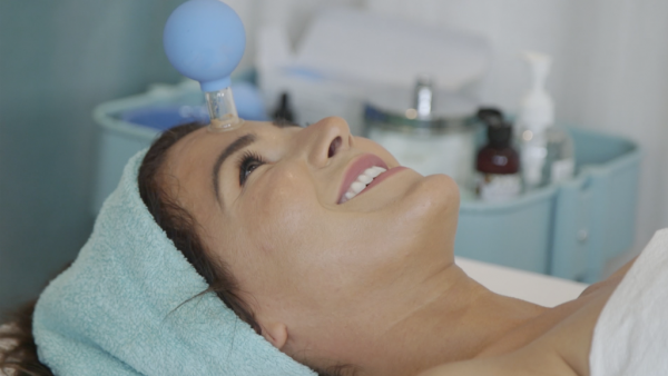 Is facial cupping as terrifying as it sounds?